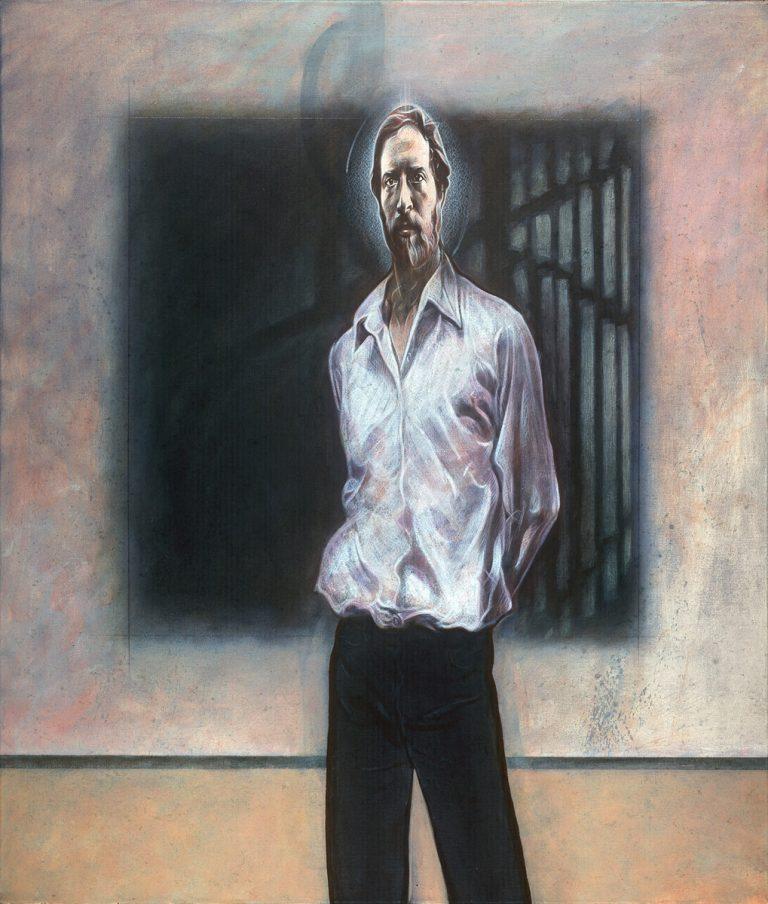 Portrait of a Thin Man (Gilbert L. Stone)